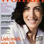 Brigitte Woman mit Artikel zu EFT Klopfakupressur Erfahrungsbericht